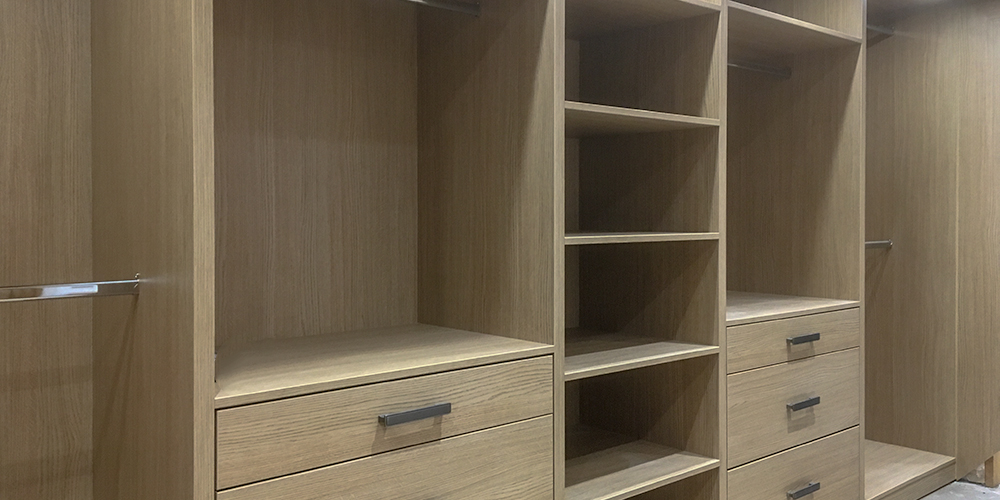 Walk-in Wardrobes image